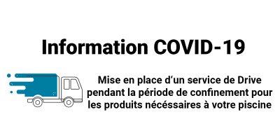 Service drive Aquilus Uzes Covid19