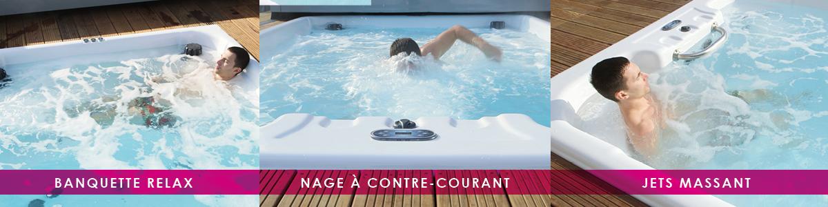 Rencontrons-nous, et découvrez le concept mi piscine-mi spa : la M'Water